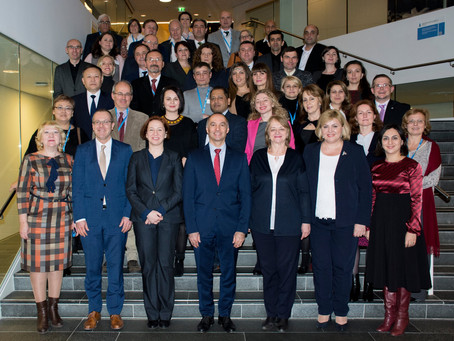 Global TB Caucus becomes formal partner of TB Regional EECA Project 2.0