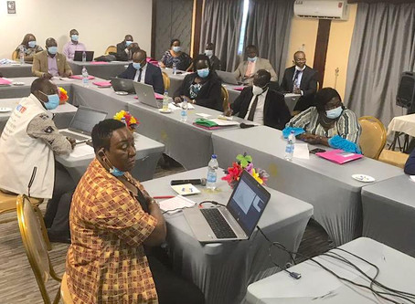 Côte d'Ivoire National Parliamentary TB Caucus gets capacitated on HIV and Human Rights
