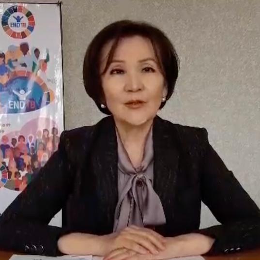 World TB Day from home - Uzbekistan - Oral Aminovna Ataniyazova.mov