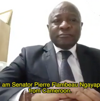 World TB day from home - Cameroon - Pierre Ngayap.mov
