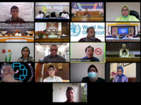 Webinar in Nepal and Indonesia on accountability in responding to COVID-19, TB and tobacco