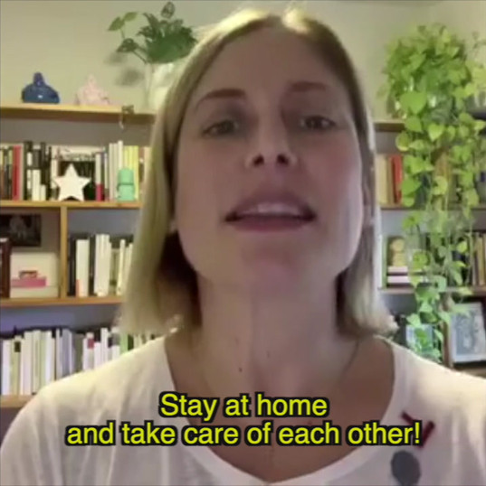 World TB day from home -  Argentina - Gisela Scaglia.mov