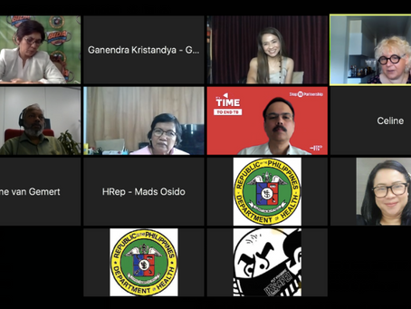 "Congresswoman Angelina ""Helen"" Tan leads national call in the Philippines on COVID-19 and TB"
