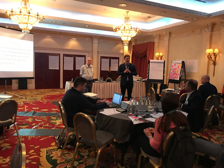 Setting strategic priorities for TB care in Eastern Europe and Central Asia