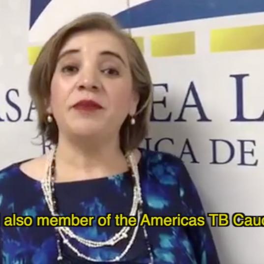 World TB Day from home - Salvador - Rina Araujo.mov