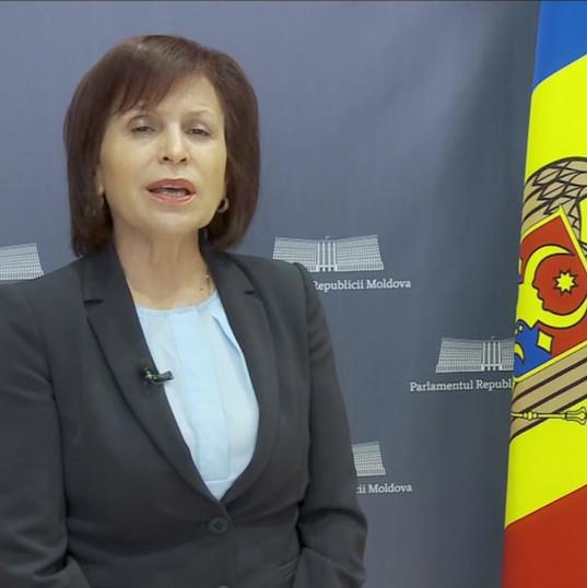 World TB Day from home - Moldova - Elena