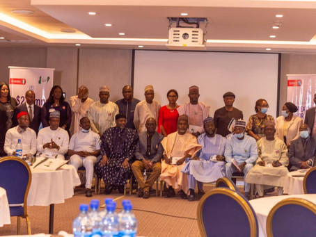Parliamentarians in Nigeria agree on a statement of commitment to end TB