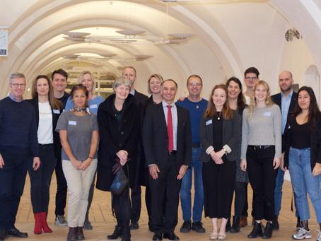 Danish TB Caucus launches at parliamentary hearing in Danish Parliament