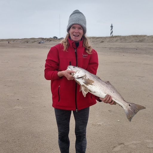 "Tracy's 31"" Red Drum"