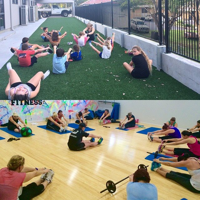 Group Fitness For All Abilities