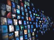 TV 화면