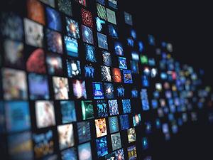 Tela da TV