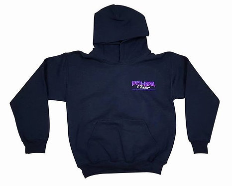 Power Cheer Embroidered Hoodie