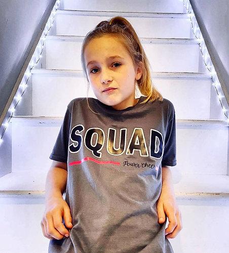 Squad Power Cheer T-Shirt
