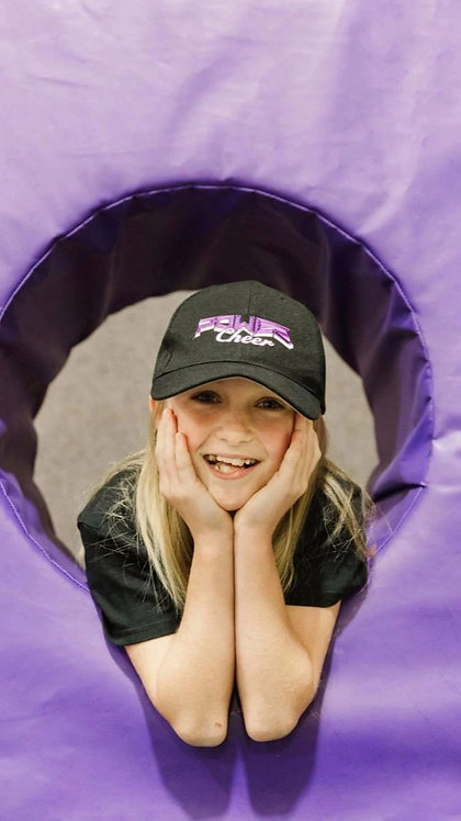 Power Cheer Embroidered Cap