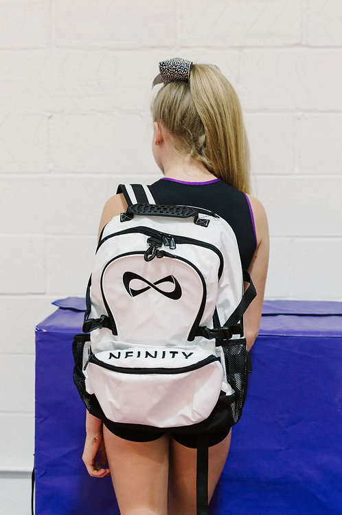 Nfinity Power Cheer Embroidered Backpack