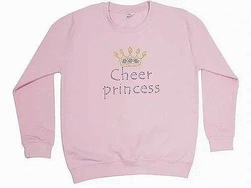 Pink Cheer Princess Jumper