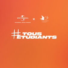 Universal Music x Secours populaire
