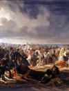 Jean Sorieul - The Battle of Quiberon in