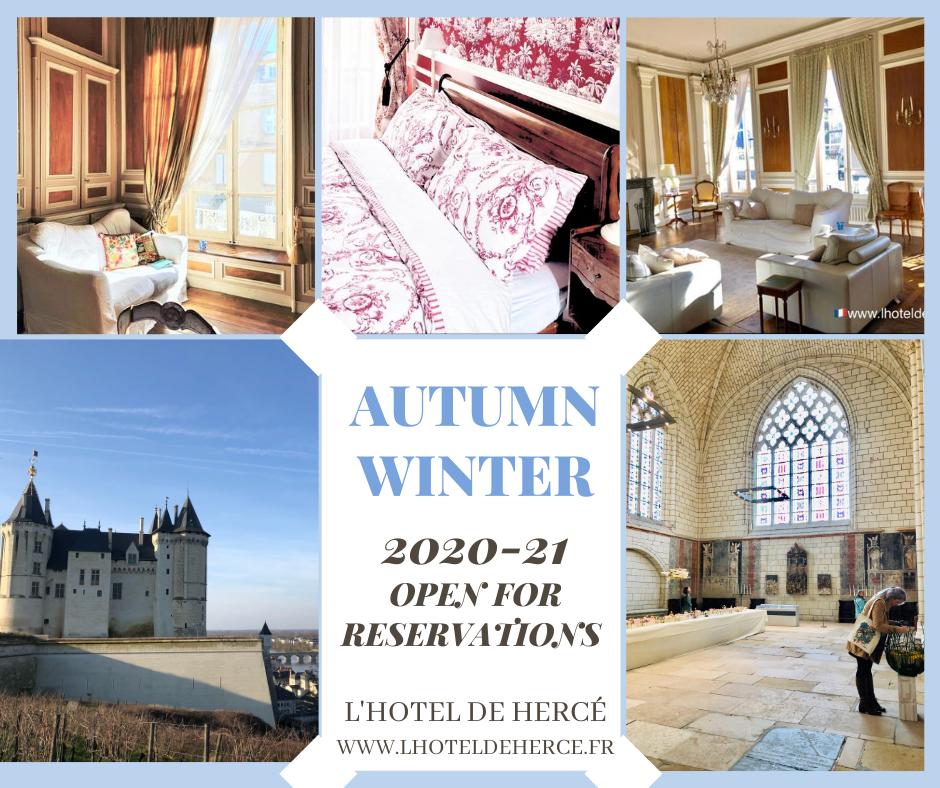 Autumn 2020 Open