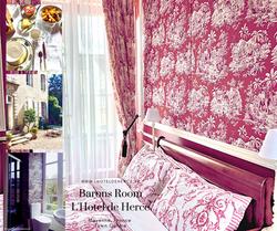 Barons Room L'Hotel de Hercé