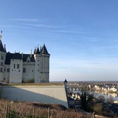 Chateau Samaur Loire Valley