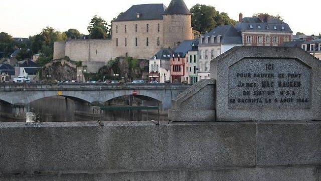 James McCraken Bridge Memorial