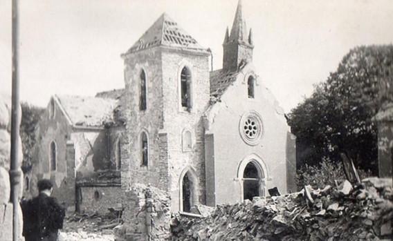 Ville Mayenne Hospital Chapel