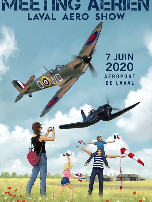 Laval Air Show 2021