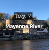 Day 7. Mayenne River