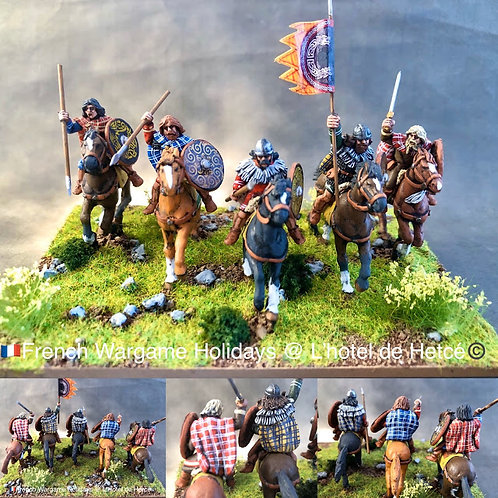Fall of Rome Rise of Franks 28mm