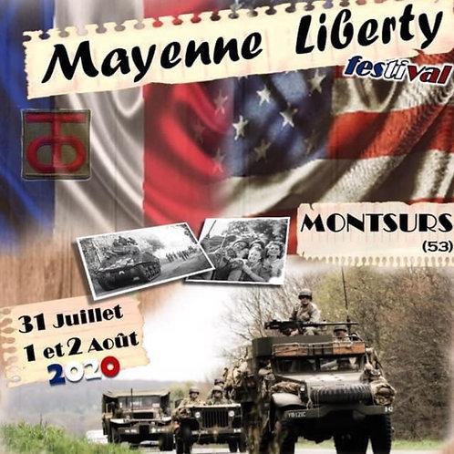 WW2 Mayenne Liberty Festival