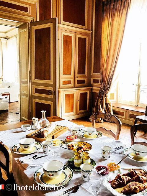 Petit Dejeuner - Hercé French Breakfast