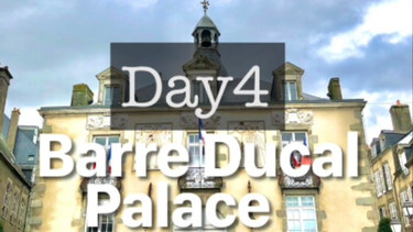 Day 4. Barre Ducal Palace