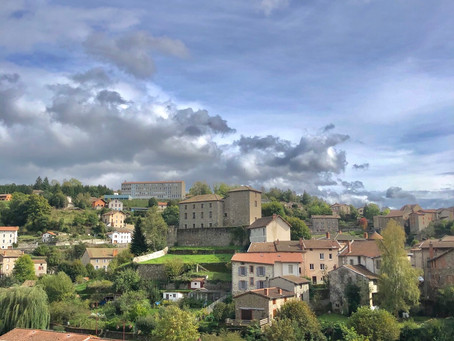 Auvergne and Rhone Alps Driving Holiday