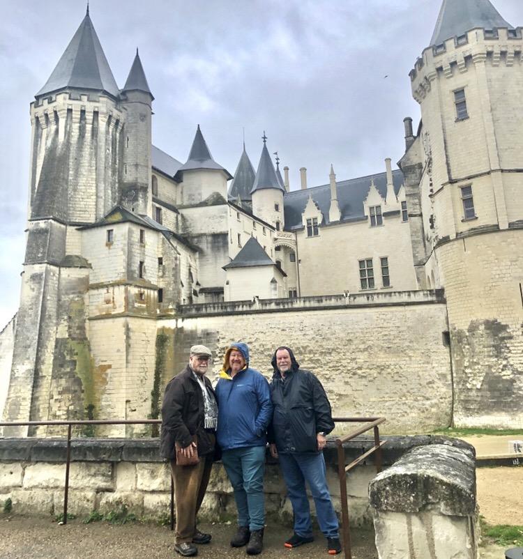 Saumur On Tour