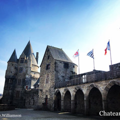 Stunning Chateau Vitré, Brittany