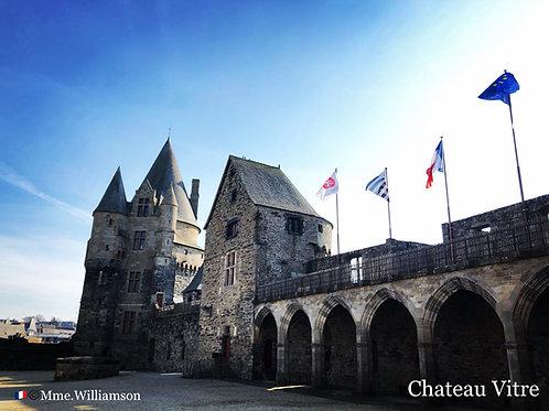 Day Tour Vitré Fairytale Chateau