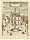 Palace Ducal Mayenne 1695
