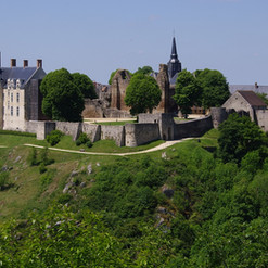 Saint Suzanne, Mayenne