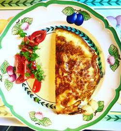 L'Hotel de Herce breakfast