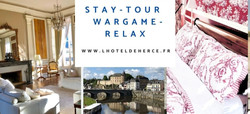 Stay Tour Wargame Relax