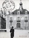 Palace Ducal Mayenne1918