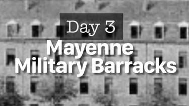 Day 3. La Caserne Mayran