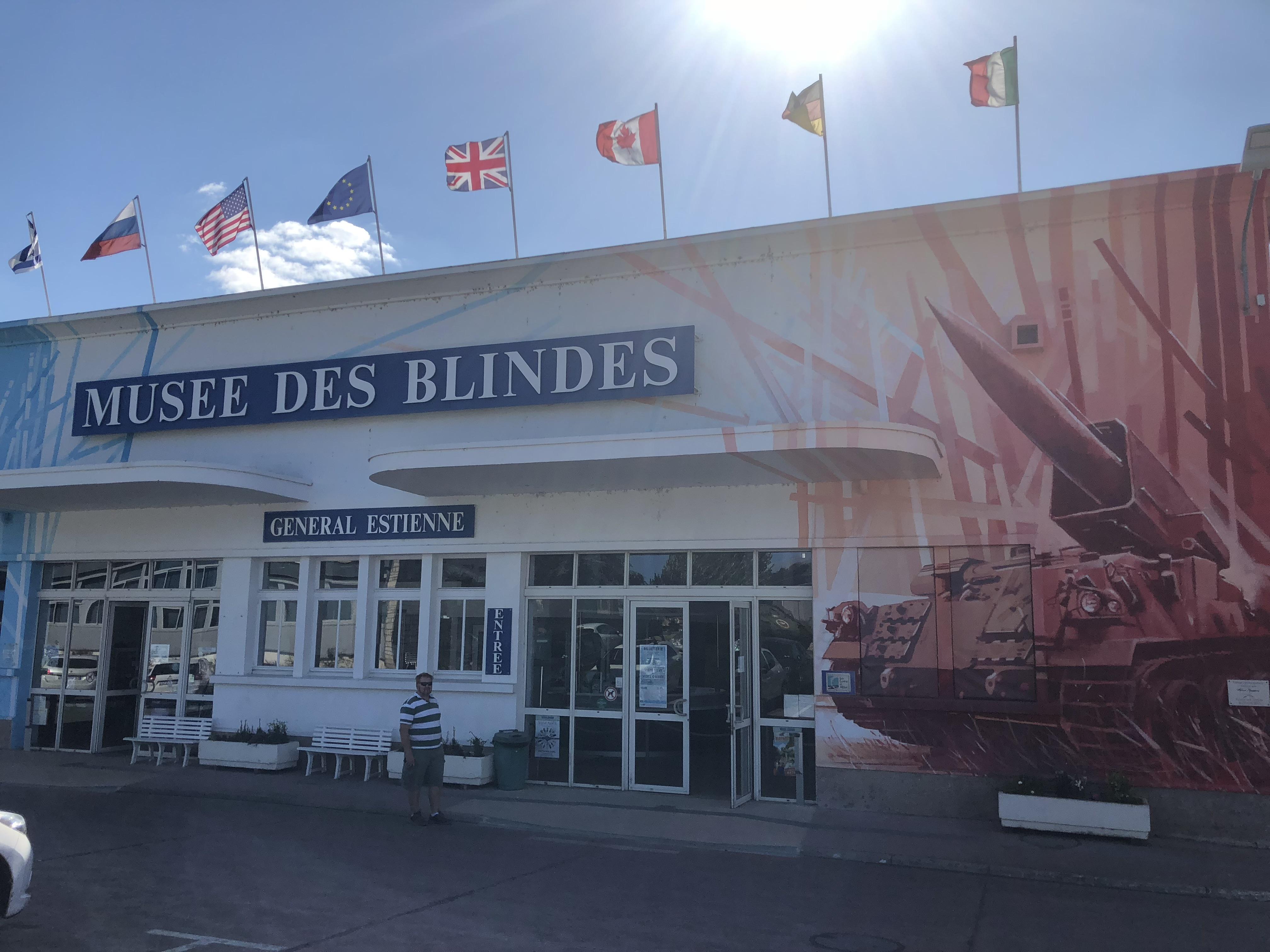 Museé des Blindés Saumur