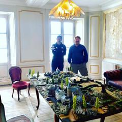 Salon de Guerre c1720