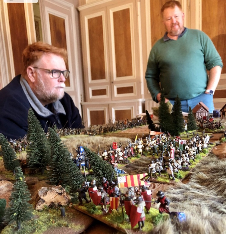 Guest Peter Wargaming
