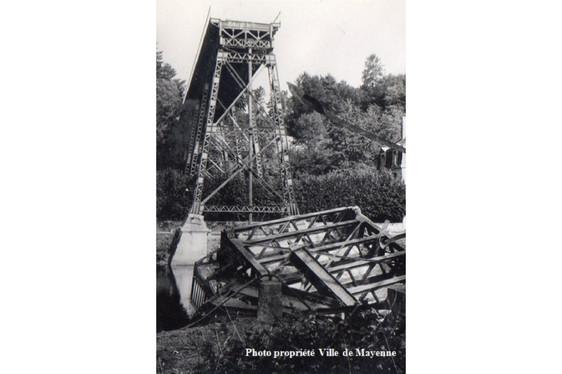 Ville Mayenne Railway Viaduct