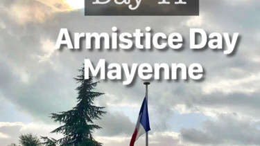 Day 11. Armistice day