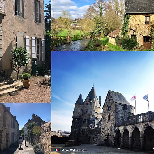 Pays de Loire Escape Weekend